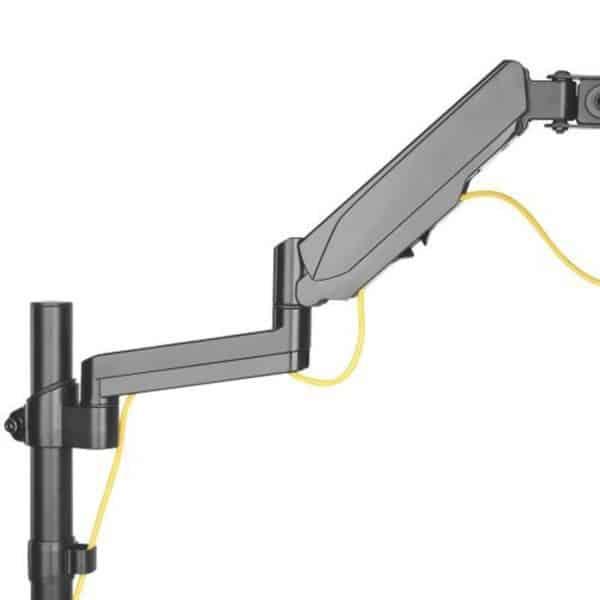 gas mount monitor mount double
